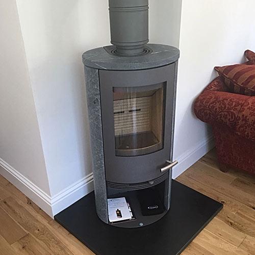 wood burning stoves south devon