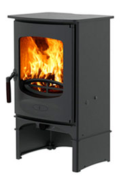 wood burning stove installation south devon
